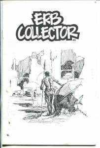 ERB Collector  #6 1990-Edgar Rice Burroughs fanzine-Tarzan-Roy Krenkel-FN