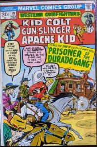 Western Gunfighters #19 (1973) F