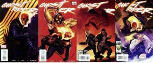 GHOST RIDER (2006)24-27 God Don't Live On Cell Block D COMICS BOOK
