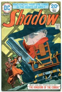 SHADOW, THE #3 1974-DC-COOL COVER FN