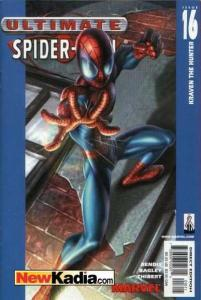 Ultimate Spider-Man (2000 series) #16, NM + (Stock photo)