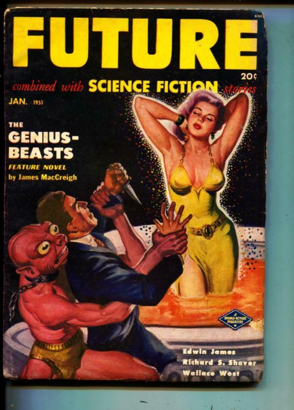 Future Science Fiction-Pulp-1/1951-James MacCreigh-Wallace West