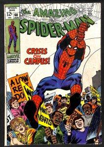 The Amazing Spider-Man #68 (1969)