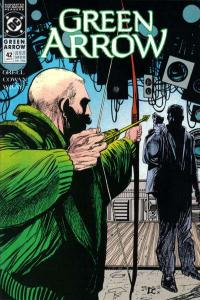 Green Arrow (1988 series) #42, NM-