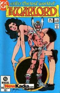 Warlord (1976 series) #70, NM (Stock photo)