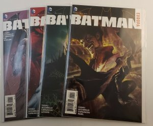 Batman Europa  #1-4 Complete Set High Grade NM  DC Comics 2015