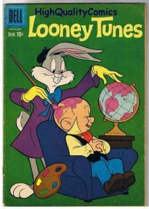 LOONEY TUNES #229, VG+, Bugs Bunny, Elmer Fudd, 1941, more BB in store