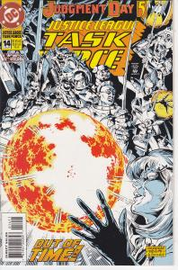 Justice League Task Force #14