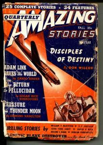 Amazing Stories-Pulps-2/1952-Isaac Asimov-William P. McGivern