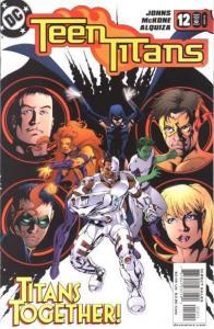 Teen Titans (2003 series) #12, VF+ (Stock photo)