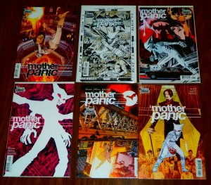 Mother Panic   vol. 1   #1-6 (set of 6)