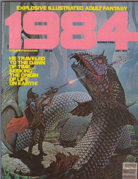 1984 #3 (Sep-78) NM+ Super-High-Grade