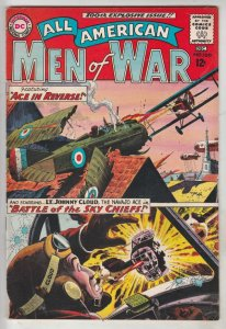 All-American Men of War #100 (Dec-63) VF/NM High-Grade Johhny Cloud