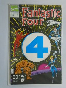 Fantastic Four #358 8.0 VF (1991 1st Series)