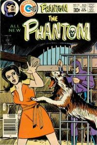 Phantom, The (1st Series) #72 FN; Charlton | save on shipping - details inside