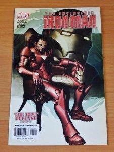 Iron Man #77 (422) ~ NEAR MINT NM ~ 2004 Marvel Comics