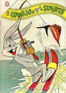 Conejo de la Suerte #236 VG; Novaro | low grade comic - save on shipping - detai