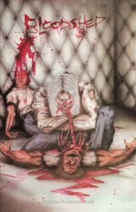 Bloodshed #2LE VF/NM; Damage | save on shipping - details inside