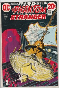 Phantom Stranger, The #23 (Feb-73) FN+ Mid-High-Grade The Phantom Stranger