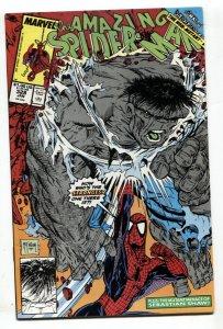 AMAZING SPIDER-MAN #328 1990-MARVEL COMICS MCFARLANE NM-