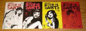 Dead@17: Blood of Saints #1-4 VF/NM complete series - josh howard - viper comics