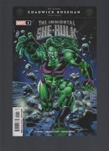 Immortal She-Hulk #1 (2020)