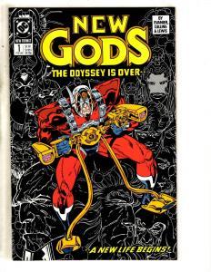 12 DC Comics New Gods 1 2 3 4 5 6 Guardians 6 7 Martian Manhunter 1 2 3 4 JC6