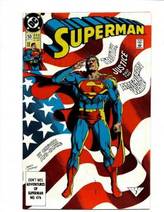 12 Superman DC Comics # 53 61 62 64 76 77 78 79 80 81 82 83 J408