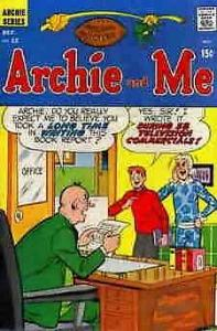 Archie and Me #32 FN; Archie | save on shipping - details inside