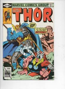 THOR #292 NM- God of Thunder Eye of Odin 1966 1980, more Thor in store