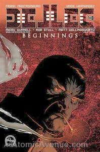 Dellec: Beginnings #1A VF/NM; Aspen | save on shipping - details inside