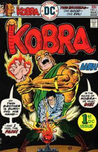 Kobra #1 FN; DC | save on shipping - details inside