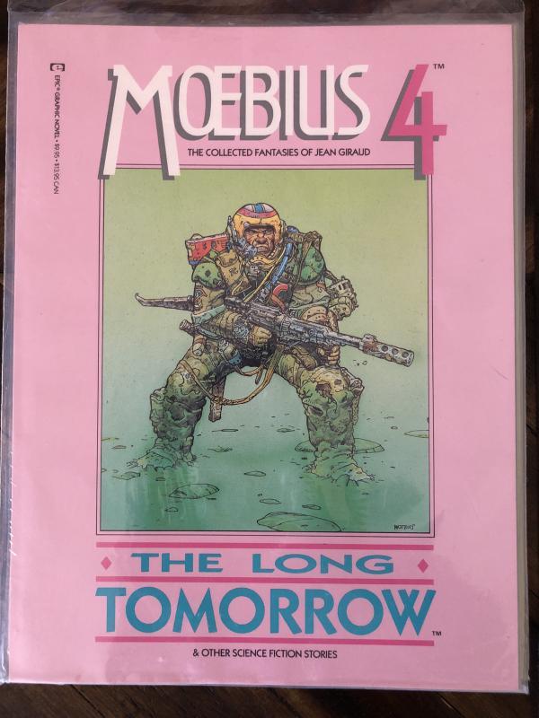 Mœbius collection