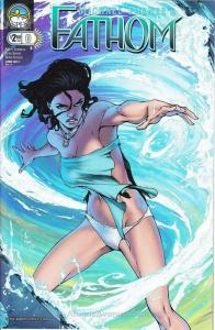 Fathom (6th Series) #0B VF/NM; Aspen | save on shipping - details inside