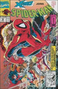 Marvel SPIDER-MAN #16 VF