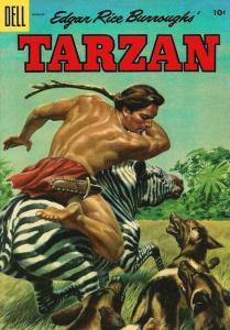 Tarzan (1948 series) #71, VG- (Stock photo)