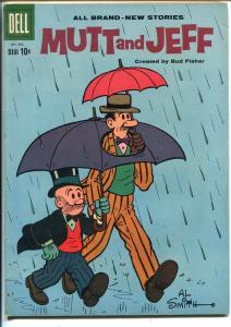 Mutt & Jeff #115 1959-Dell-Al Smith art-FN