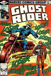 Ghost Rider (1973 series) #46, Fine- (Stock photo)