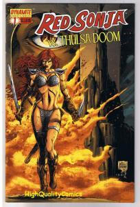 RED SONJA vs THULSA DOOM #1, NM, She-Devil, Sword,Femme, 2006, more RS in store