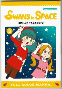 Swans In Space Graphic Novel Vol 3 (Udon, 2010) New!