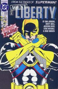 Agent Liberty Special #1, VF+ (Stock photo)