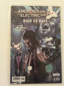 DO ANDROIDS DREAM OF ELECTRIC SHEEP? #1 DUST TO DUST SET OF FOUR COVERS A,B,C,D