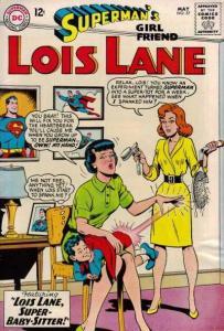 Superman's Girl Friend Lois Lane #57, Good+ (Stock photo)