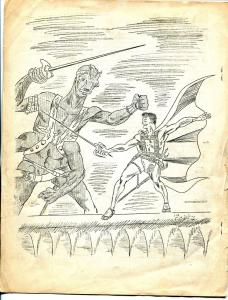 Phoenix #1 8/1967-Jerry Page-Steve Fritz-Sci-fi-pulp fanzine-VG