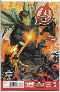 Avengers   vol. 5   # 27 FN (All-New Marvel Now)
