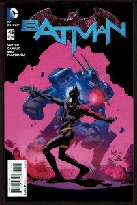 Batman #45 New 52 (Dec 2015, DC) 0 9.0 VF/NM