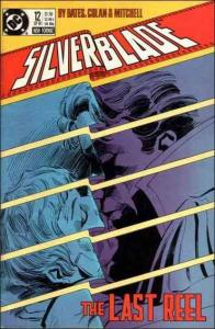 DC SILVERBLADE #12 FN/VF