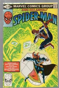 SPIDERMAN ANN 14 FN+ 1980
