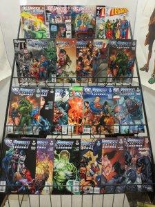 DC Universe Decisions/Legacies/Online Legends 23 diff 2008-2012 DC Comics