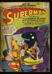 Superman #113 FA/GD 1.5